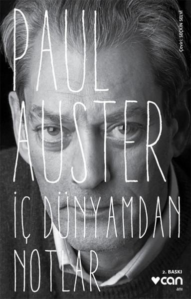 İç Dünyamdan Notlar - Paul Auster ile ilgili görsel sonucu
