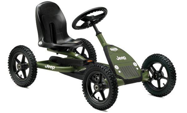 berg jeep junior pedall go kart bisiklet 11003 d r k lt r sanat ve e lence d nyas. Black Bedroom Furniture Sets. Home Design Ideas