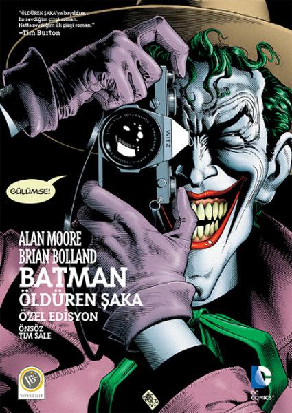 Batman: Öldüren Şaka ile ilgili görsel sonucu