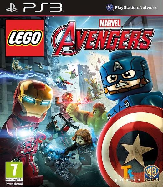 LEGO Marvel's Avengers PS3 Oyun İndir !