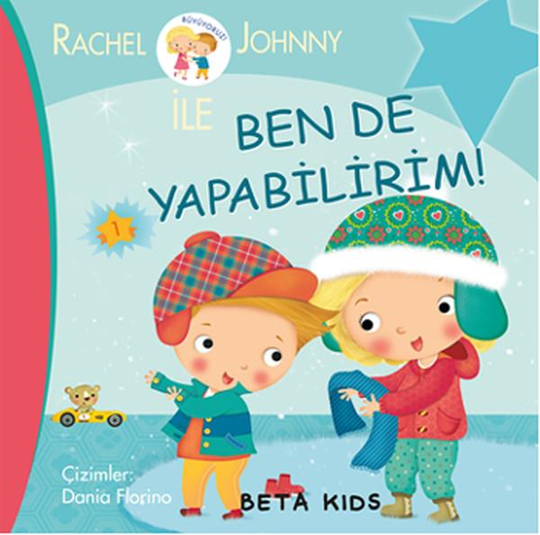 Rachel ile Johnny ile Ben De Yapabilirim ile ilgili görsel sonucu