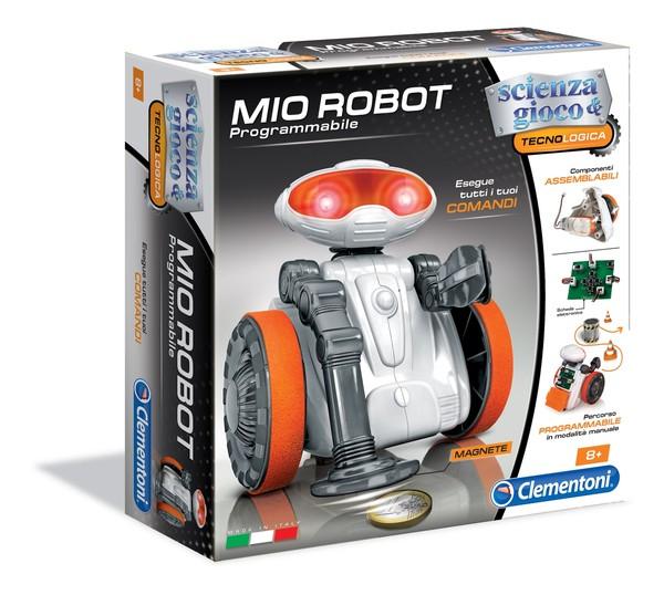 Clementoni Mio Robot 64579 8 Yaş+ | D&R - Kültür, Sanat ve Eğlence Dünyası