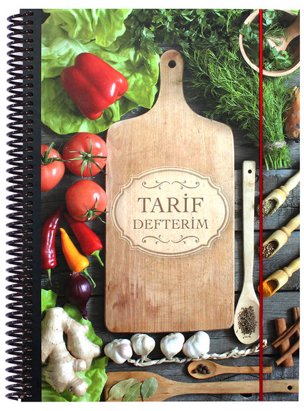 Container yemek tarif defteri chopping board 47198 3 d for Tarif container