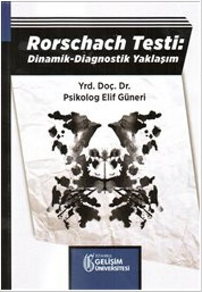 9th card in the Rorschach Inkblot Test