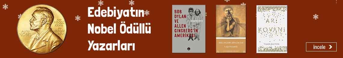 Edebiyatın Nobel Ödüllü Yazarları
