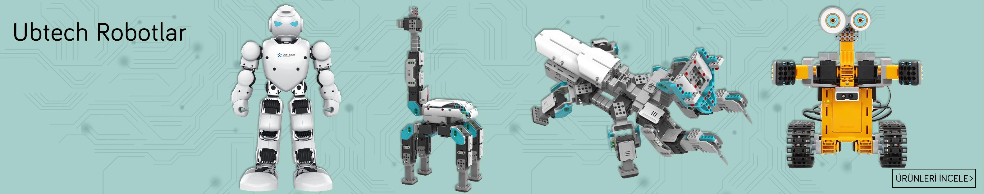 Ubtech Robotlar