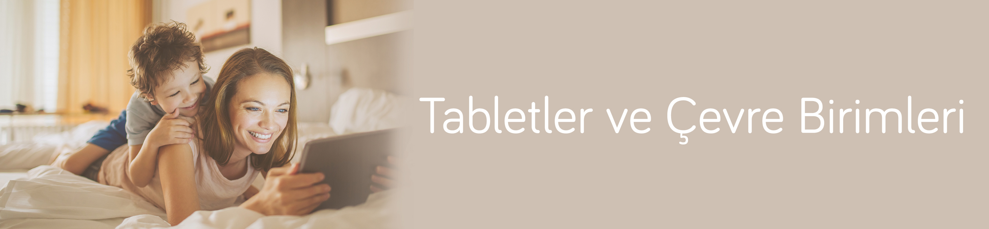 Tablet Ve Çevre Birimleri