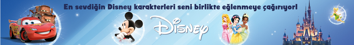 Disney Landing Page