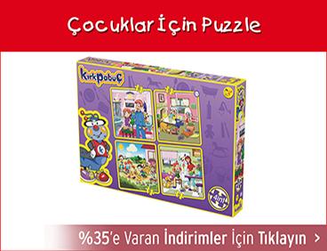 Çocuk Puzzleları