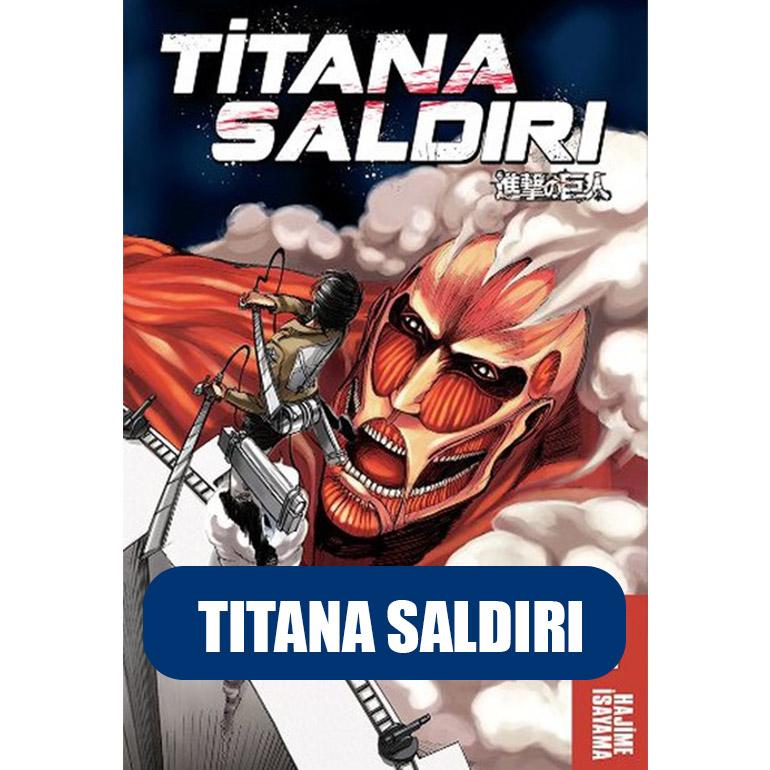 Titana Saldırı