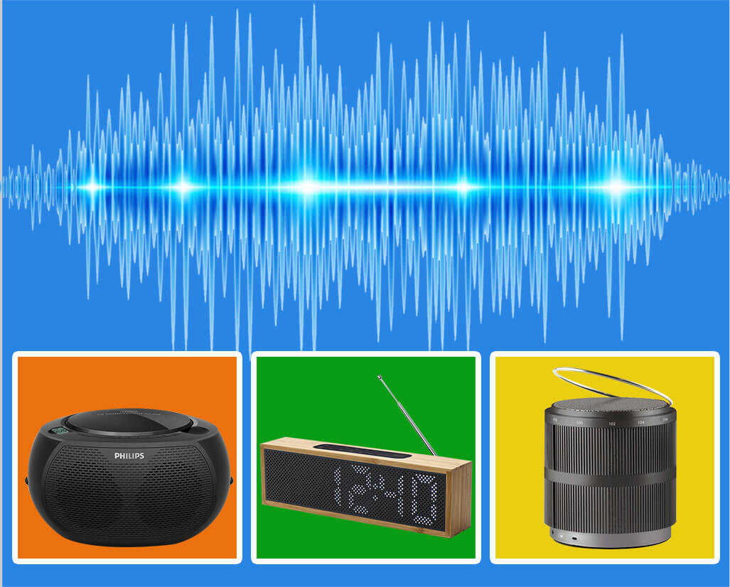 farklı radyo modelleri