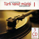 Türk Sanat Müziği 1 Koro Şarkılar 3 CD BOX SET