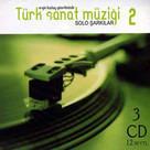 Türk Sanat Müziği 2 Solo Şarkılar 3 CD BOX SET