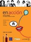 En Accion 2 Libro del Alumno (Ders Kitabı + 2 CD) İspanyolca Orta Seviye