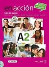 En Accion A2 Libro del Alumno (Ders Kitabı + CD) İspanyolca Orta-alt Seviye