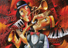 Art Puzzle Jazz 4415 1000'lik