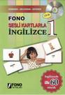 Fono Sesli Kartlarla İngilizce 1 (Cd'li)