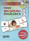 Fono Sesli Kartlarla İngilizce 3 (Cd'li)