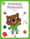 Anaokulu Matematik Giriş 3-4 Yaş Çıkartmalarla