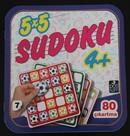 5 x 5 Sudoku