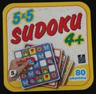 5 x 5 Sudoku - 5