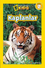 National Geographic Kids - Kaplanlar