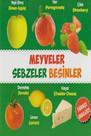 Meyveler - Sebzeler - Besinler Türkçe - İngilizce