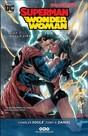 Süperman Wonder Woman Cilt 1-Güçlü Çift