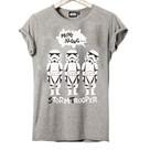T-shirt Frocx Star Wars Move Along Kadın - Xs