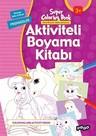 Aktiviteli Boyama Kitabı-Prensesler