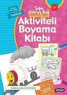 Aktiviteli Boyama Kitabı-Taşıtlar