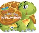 Boyama Kitabı-Kaplumbağa