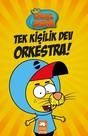 Kral Şakir-Tek Kişilik Dev Orkestra!