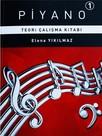 Piyano 1.Bölüm Teori Çalışma Kitabı