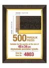 Polistiren Çerçeve  500 (48 X 34 Cm) - 4803