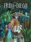 Ressam Frida Kahlo ile Diego Rivera