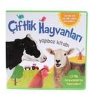 Çiftlik Hayvanları Yapboz Kitabı