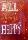 Hallmark Kart All Things Happy HK1 1368