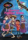 Disney Coco-Çıkartmalı Faaliyet Kitabı