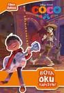 Disney Coco Filmin Öyküsü-Boya Oku Yapıştır!