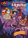 Disney Coco-Haydi Eğlen 3 Boyutlı Maske Kitabı