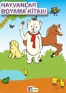 Hayvanlar Boyama Kitabı