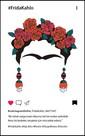 Frida Kahlo Desen Bookstagram Defter - Aylak Adam Hobi