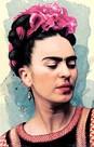 Frida Kahlo 2 Yumuşak Kapaklı Defter - Aylak Adam Hobi
