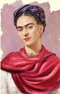 Frida Kahlo 3 Yumuşak Kapaklı Defter - Aylak Adam Hobi