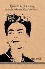 Frida Kahlo 2 Kraft Defter - Aylak Adam Hobi