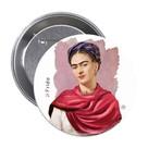 Aylak Adam Hobi-Frida Kahlo 4 Rozet