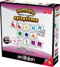 Anatolian-Tombala Şekiller ve Renkler Eşleştirme 40P.