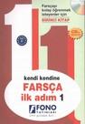 Kendi Kendine Farsça İlk Adım 1-CD'li-Kutulu