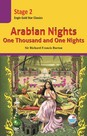 Arabian Nights One Thousand and One Nights-Stage 2